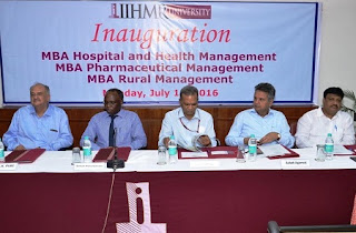 Healthcare, Research Organizations, IIHMR University, Jaipur, MBA Hospital, Health Management