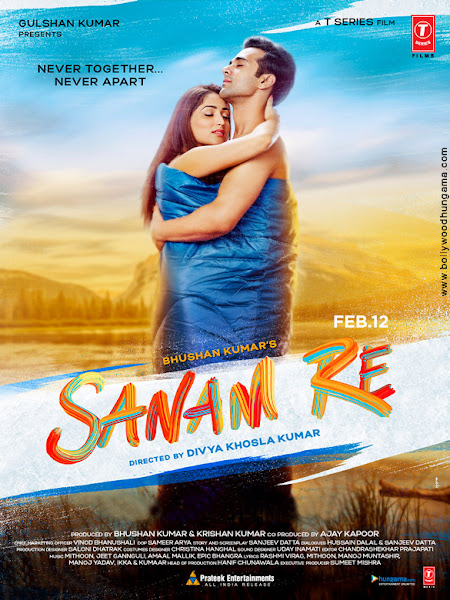 Sanam Re (2016) Movie Poster No. 1