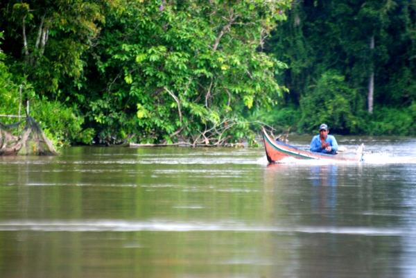 sungai seruyan -Sungai Terpanjang di Indonesia