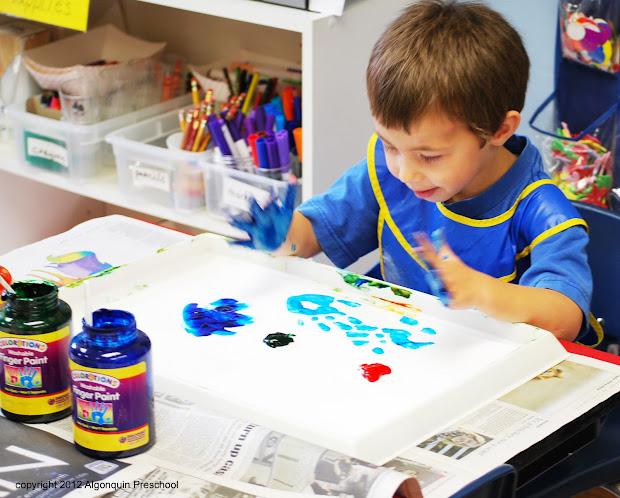 Preschool Creative Art Center