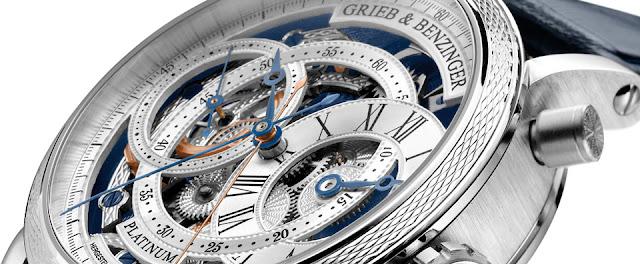Blue Sensation by Grieb & Benzinger