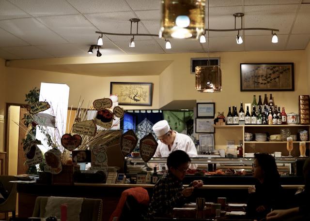 Aoyama Sushi Omakase Set Japanese Sushi Scarborough