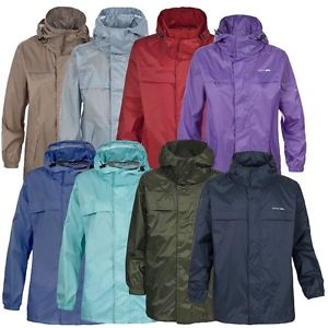 Get deals : Trespass PACKA Adults Mens or Womens Packaway Rain Coat Light Weight Waterproof ( visit to DayUKDeals.com)