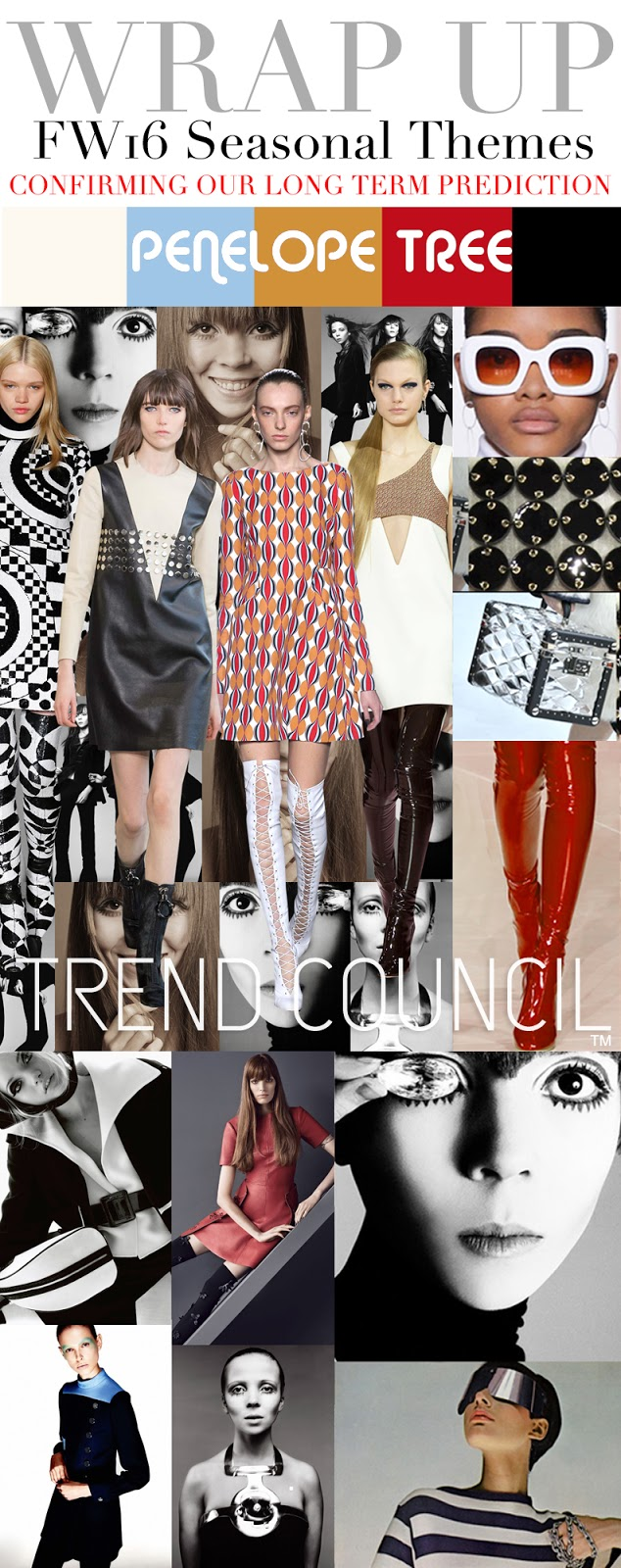 TRENDS // TREND COUNCIL - WOMEN'S AND MEN'S . FALL 2016