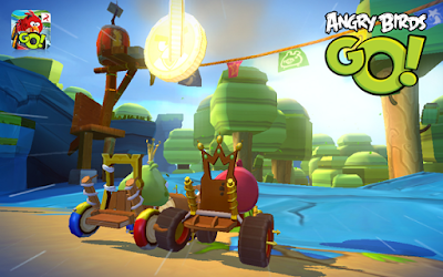 Download Angry Birds Go Mod Apk