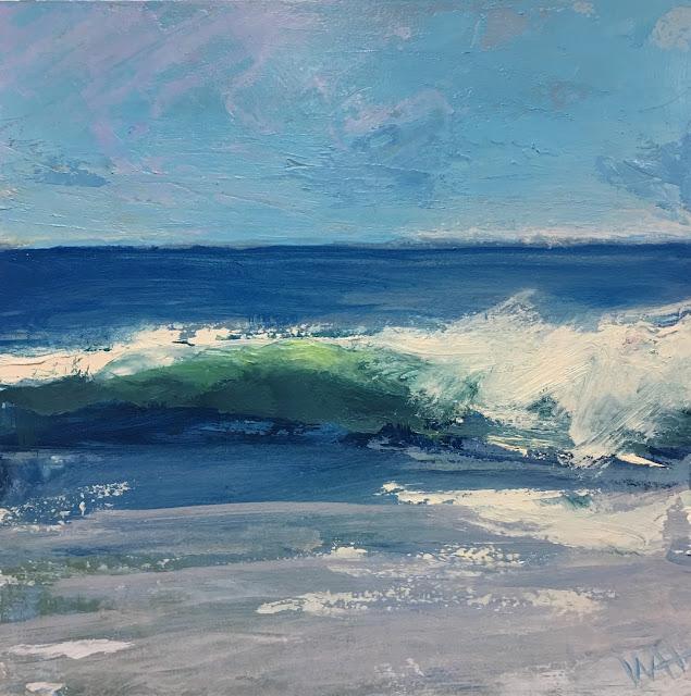 Seascape by Whitney Heavey