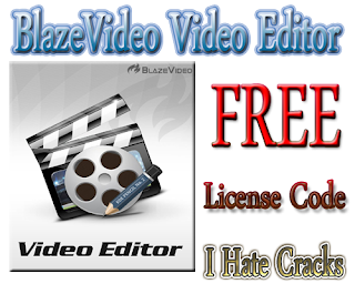 BlazeVideo Video Editor V1.0.0 Free Download With Legal License Code
