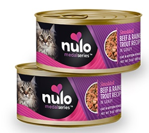 Four Paws Means Love Kitty Has A New Favorite Brand Nulo