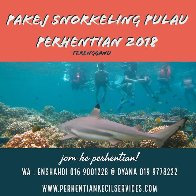 Pakej snorkeling pulau perhentian, pulau perhentian besar, pulau perhentian kecil , terengganu ,