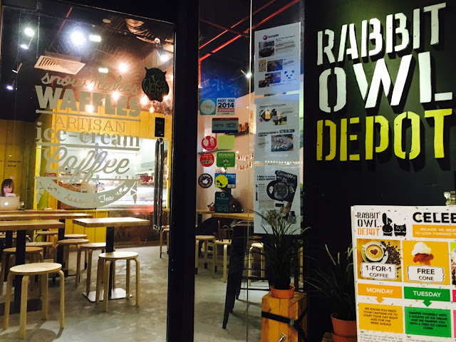 Rabbit Owl Depot