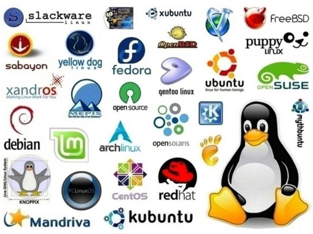 Jenis - Jenis Partisi GNU/Distro Linux Dan Jenis File ...