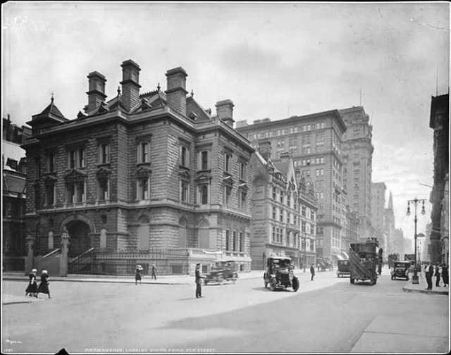 Daytonian In Manhattan The Lost Daly Mansion 725 Fifth