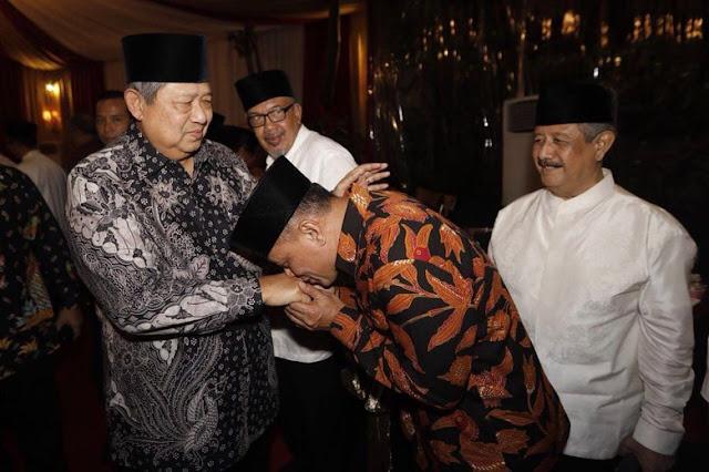 Relawan GNR: Bisa Saja SBY Dorong Gatot