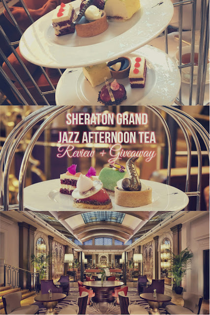 Jazz Afternoon Tea In London Giveaway