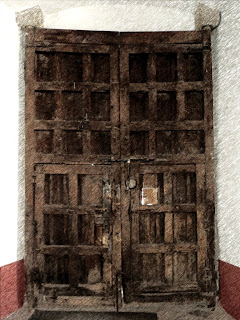 Porta de Entrada do Convento de la Merced, Cusco