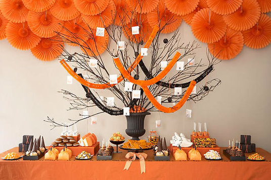 Happy Thanksgiving Day House Decoration & Party Ideas-