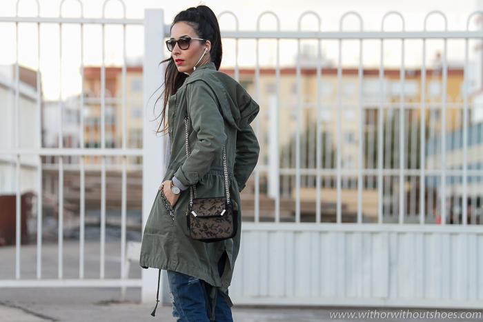 Blogger de moda y belleza española de Valencia con looks para el dia a dia