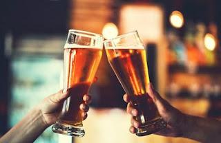 Awas! Peminum Alkohol Berisiko Terserang Kanker Kulit Sampai 55 %