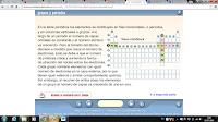 Tabla periódica- grupos y periodos