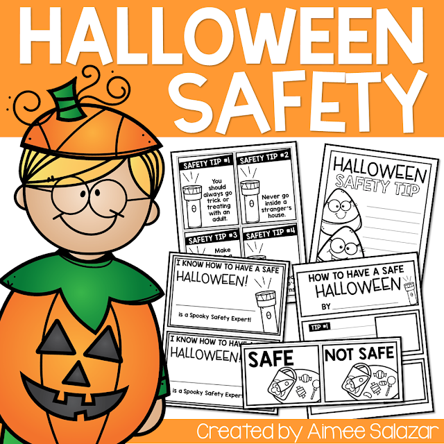 https://www.teacherspayteachers.com/Product/Halloween-Safety-337455