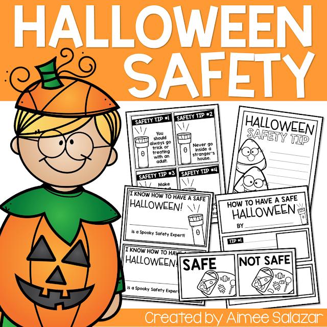 https://www.teacherspayteachers.com/Product/Halloween-Safety-337455