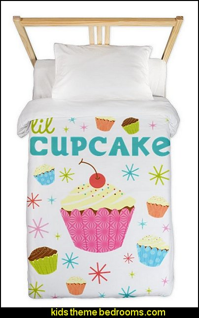Twin Duvet Cover Lil Cupcake