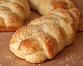 Choereg (Armenian Easter Bread)