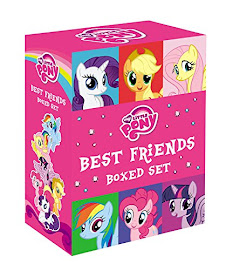 MLP Best Friends Boxed Set Book Media