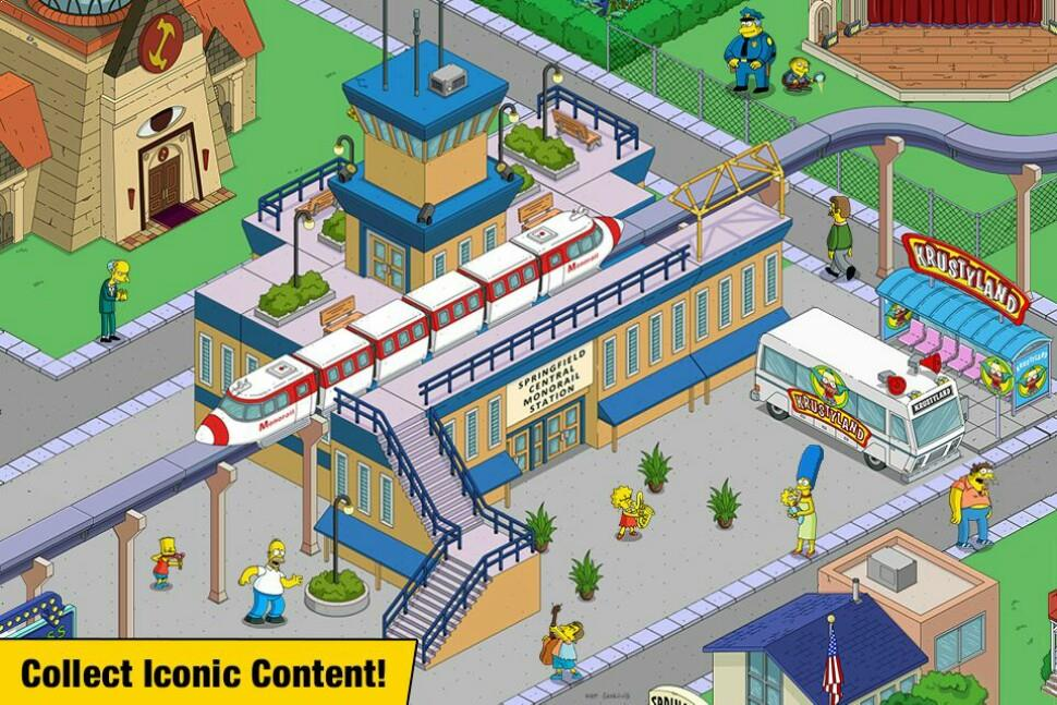 Game membangun kota impian Android