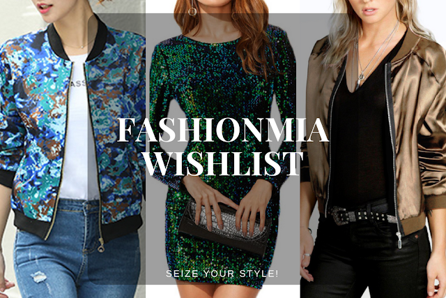 FashionMia Wishlist
