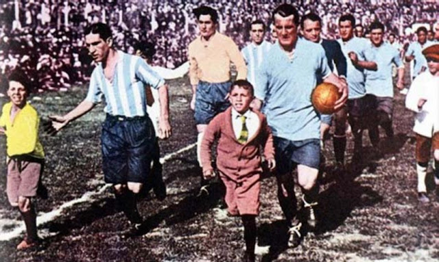 final del mundial uruguay 1930