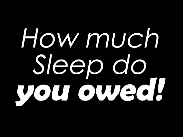 Why is Repaying your Sleep Debt Important?