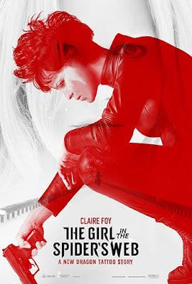 The Girl in the Spider's Web [2018] Final [NTSC/DVDR] Ingles, Español Latino