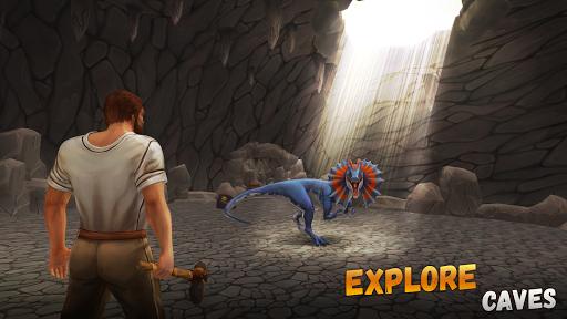 Jurassic Survival Island Mod Apk