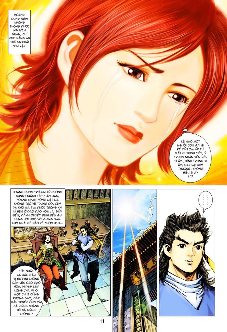 Anh Hùng Xạ Điêu anh hùng xạ đêu chap 39 trang 11