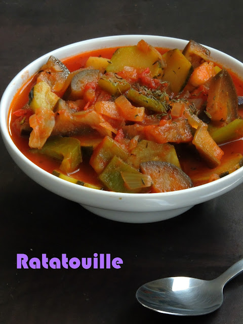 Ratatouille,French Vegetable Stew