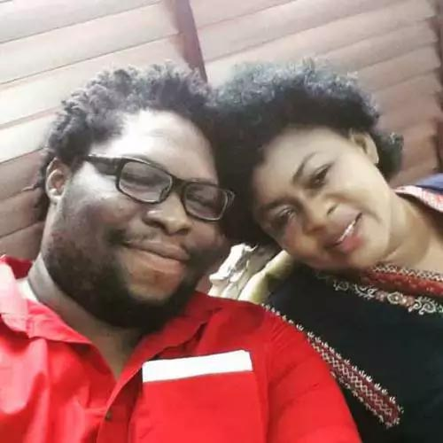 You're abnormal - Stella Oduah's son blasts father over Chinedu's death