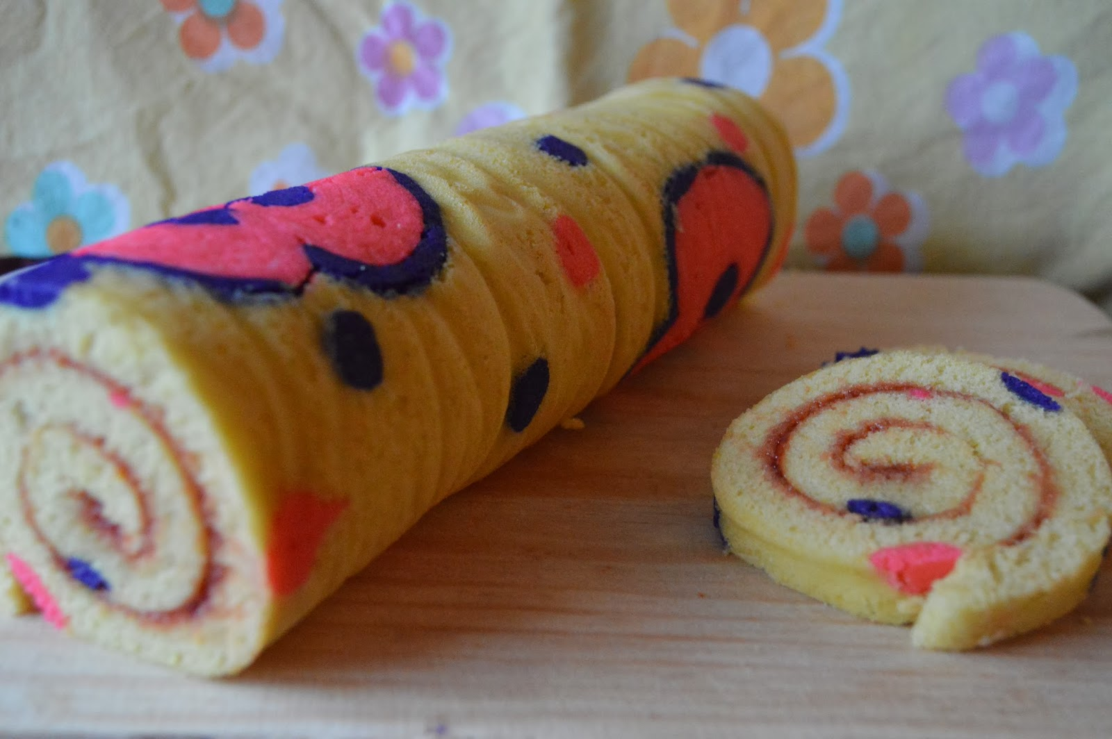 Cooking Isn T Rocket Science Patterned Cake Roll