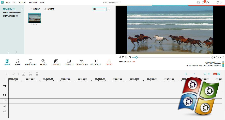 Download Filmora Editor 7.1 Terbaru Full Version