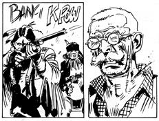 Ken Parker - Un hombre inútil de Berardi, Milazzo y otros