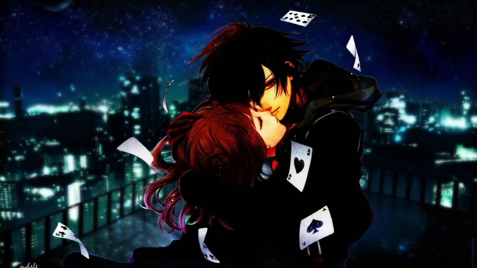 Letest Hd Wallpaper Coupale Kiss