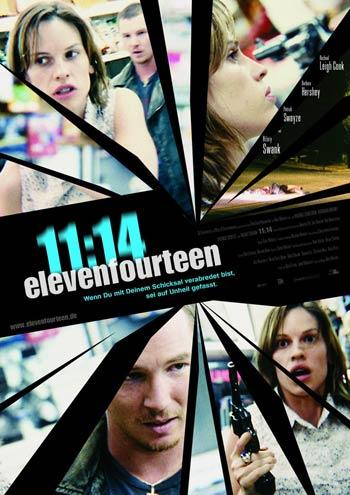 11:14 Elevenfourteen (2003) นาทีเป็น นาทีตาย