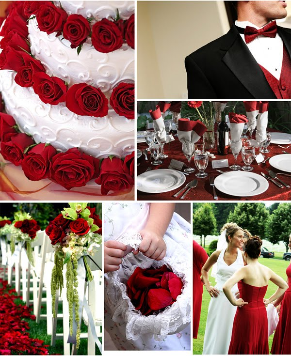 African Pearl Bridal: Plan A Valentine Themed Wedding