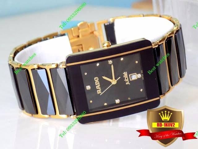 Rado dòng đồng hồ đeo tay mang phong cách thời trang thượng hạng