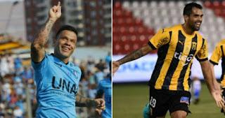 Guaraní vs Deportes Iquique en Copa Libertadores 2017
