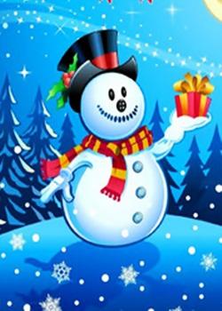 Christmas Cartoon DP