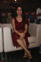 Pragya Jaiswal in Stunnign Deep neck Designer Maroon Dress at Nakshatram music launch ~ CelebesNext Celebrities Galleries 103.JPG