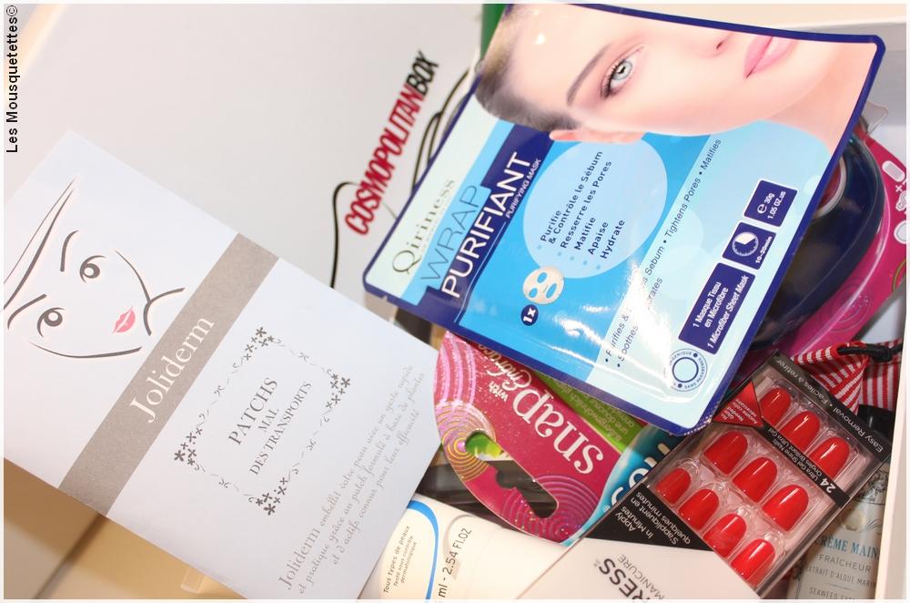 Cosmopolitan Box Voyage - Blog beauté Les Mousquetettes©