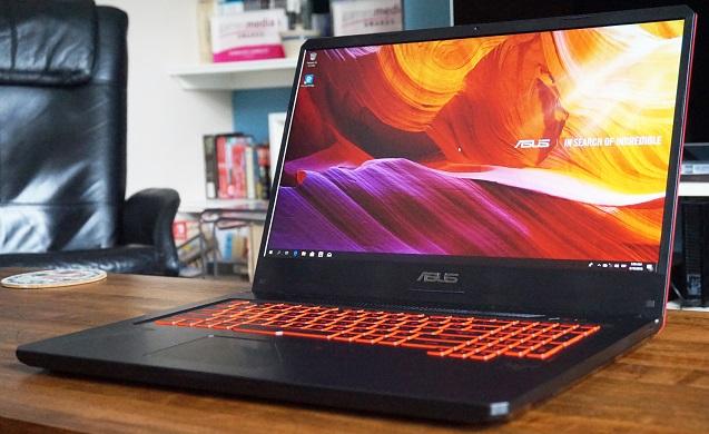 Laptop Game ASUS TUF Gaming FX705