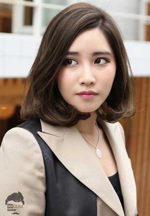 Model Potong Rambut Pendek Wanita